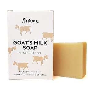 Nurme Goat's Milk Soap for Sensitive Skin 100g