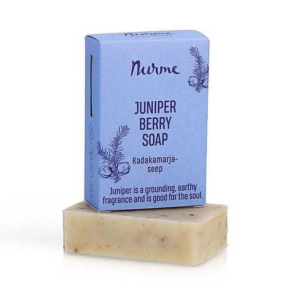 Nurme juniper berry soap 100g new