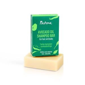 Nurme Avocado Oil Shampoo Bar 100g