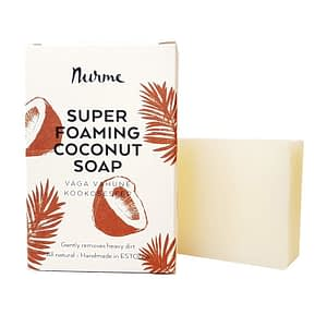 Nurme Super Foaming Coconut Soap 100g