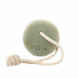 V.O.H Blue Clay & Lavender Soap on a Rope 90g