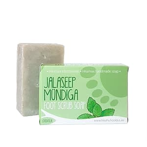 Foot Scrub Soap with Mint 95g