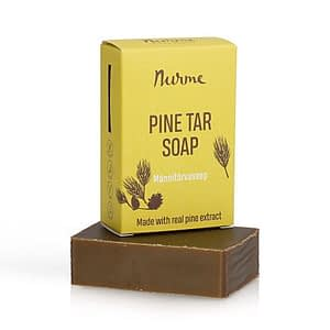 Nurme Natural Pine Tar Soap 100g