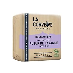 La Corvette Sweet Lavender Organic Soap 100g