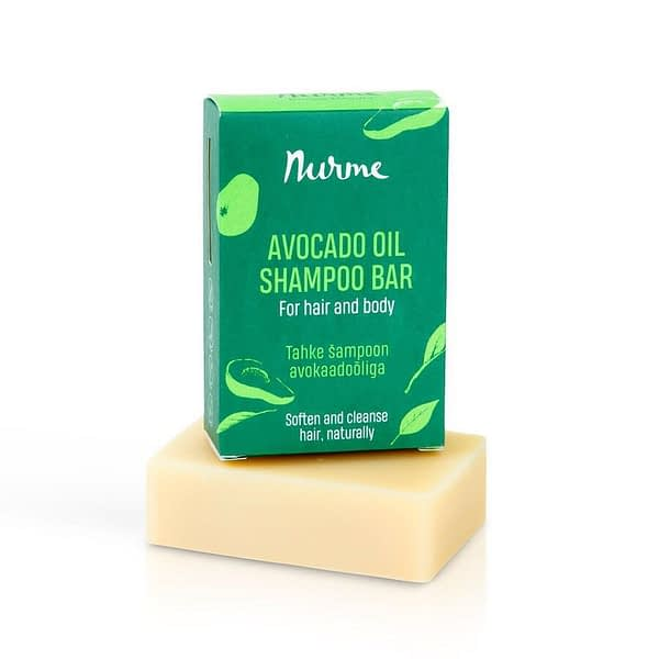 Nurme Avocado Oil Shampoo Bar