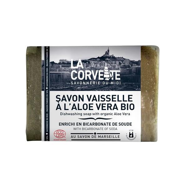 La Corvette dishwashing soap with aloe vera 200g