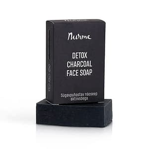 Nurme Detox Charcoal Face Soap 100g