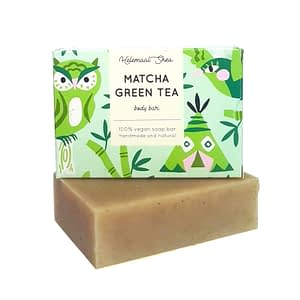 HelemaalShea Matcha Green Tea body bar 110g