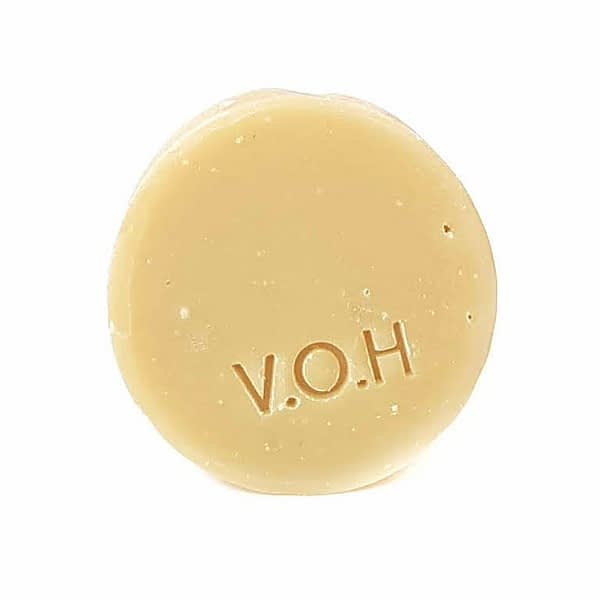 voh yellow clay & lemongrass soap 90g