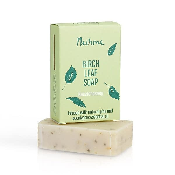 Nurme birch leaf soap