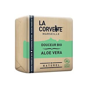 La Corvette Mild Aloe Vera Organic Soap 100g