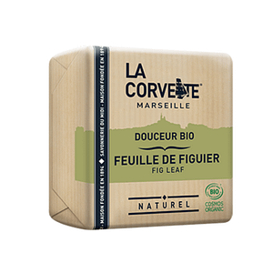La Corvette Fig Leaf Organic Soap 100g