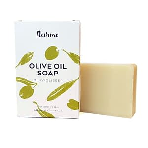 Nurme Olive Oil Soap for Sensitive Skin 100g