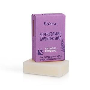 Nurme Super Foaming Lavender Soap 100g