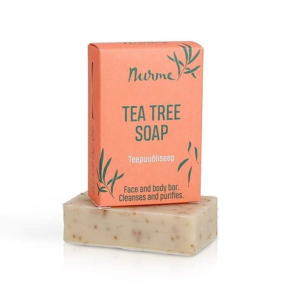 Nurme tea tree soap
