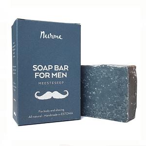 Nurme 2-in-1 Soap Bar for Men 100g