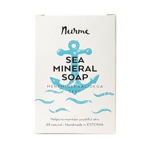 Nurme Natural Soap with Sea Minerals 100g