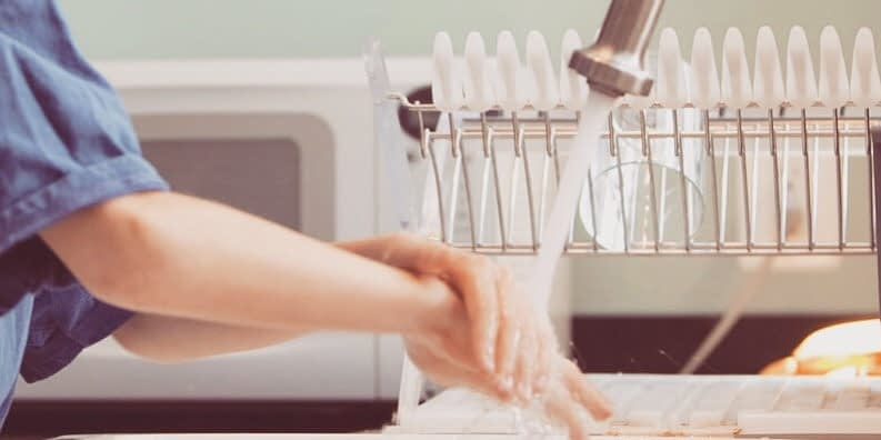 You are currently viewing The power of soap and handwashing