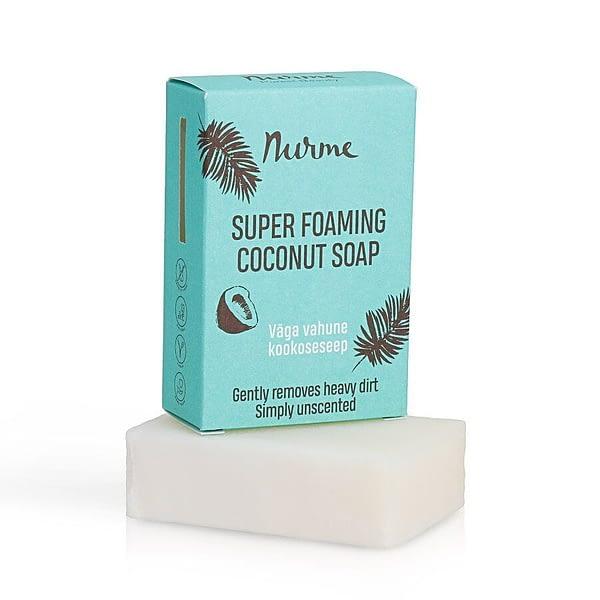Nurme super foaming coconut soap