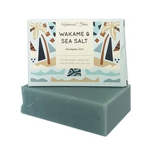 HelemaalShea Wakame & Sea Salt shampoo bar 110g