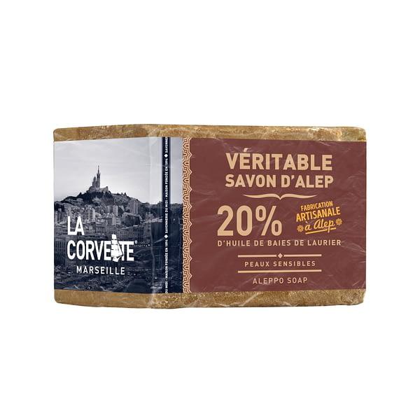 La Corvette Aleppo soap 200g