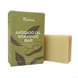 Nurme Avocado Oil Shampoo Bar for Dark Hair 100g
