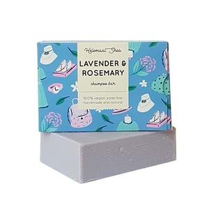 HelemaalShea Lavender & Rosemary shampoo bar 110g