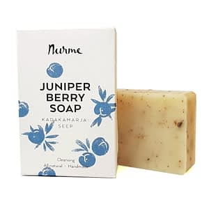 Nurme Deep Cleansing Juniper Berry Soap 100g