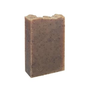 HelemaalShea Coffee Scrub body bar 110g