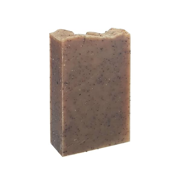 HelemaalShea Coffee Scrub body bar
