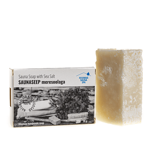 Sauna Soap with Sea Salt 95g