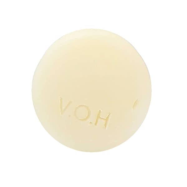 voh unscented coconut soap 90g