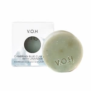V.O.H Blue Clay & Lavender Soap 90g