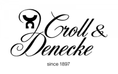 Croll & Denecke logo bw