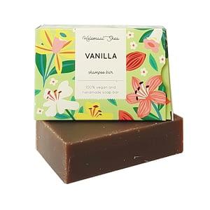 HelemaalShea Vanilla shampoo bar 110g