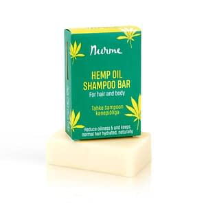 Nurme Hemp Oil Shampoo Bar 100g