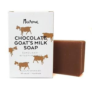 Nurme Chocolate & Goat's Milk Soap 100g